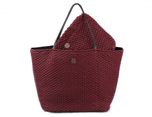 MY SHOPPING BAG CHELSEA MINIMAL BURGUNDY