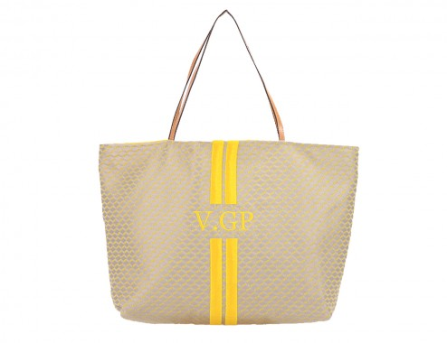 SHOPPING CUBIC AMARILLO TOTAL YELLOW