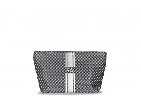 MY BAG  CUBIC GRIS TOTAL SILVER