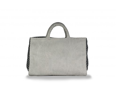 MY MAXI BAG LONA GRIS MARSHALL