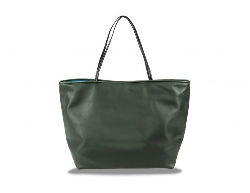 MY SHOPPING MINIMAL LEATHER PATO