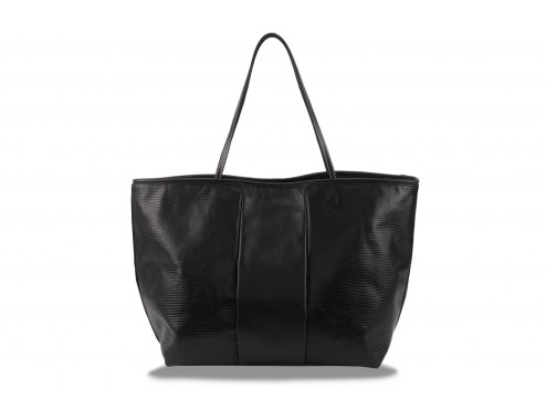 MY SHOPPING  WILD LEATHER BLACK