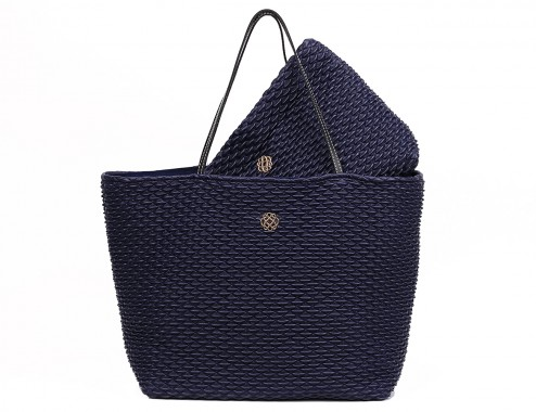 MY SHOPPING BAG CHELSEA MINIMAL NAVY